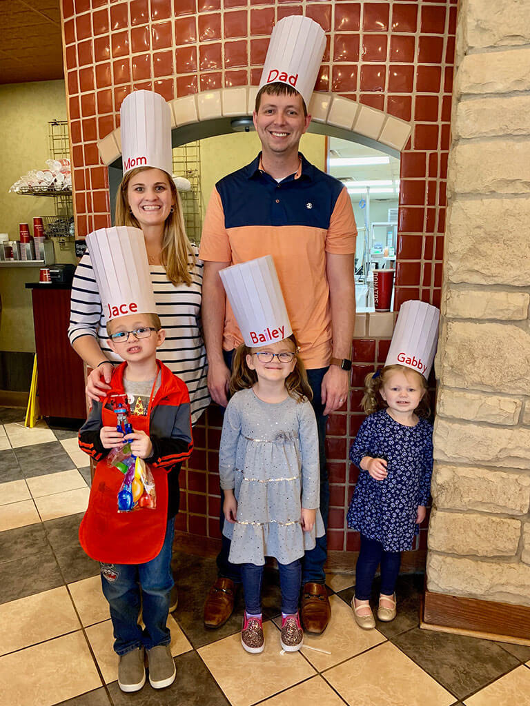 Jace's 6th Birthday Party - Make Your Own Pizza!